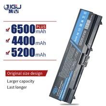 JIGU 6 خلايا بطارية كمبيوتر محمول لينوفو ثينك باد W520 L400 L410 L420 L500 L510 L520 SL400 SL410 SL500 SL510 T410 T420