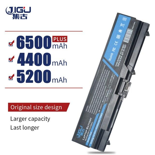 JIGU 6 komórki bateria do laptopa Lenovo ThinkPad W520 L400 L410 L420 L500 L510 L520 SL400 SL410 SL500 SL510 T410 T420