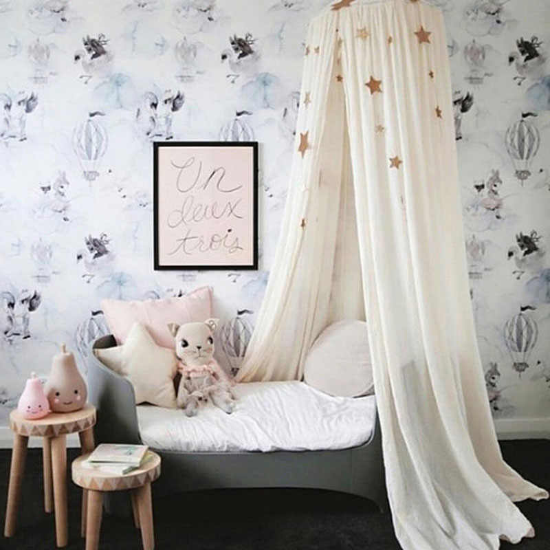 ... Mosquito Net Canopy For Cot Decoration Bed Shed Girls Room Decor Baby Nordic Style Child Sky ... & Detail Feedback Questions about Mosquito Net Canopy For Cot ...