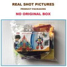 QWZ 110pcs Mini Magnetic Designer Construction Set Model & Building Plastic Magnetic Blocks Educational Toys For Kids Gift