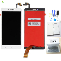 For Xiaomi Redmi Note 4X LCD Display Touch Screen Digitizer Replacement Tested For Xiaomi Redmi Note
