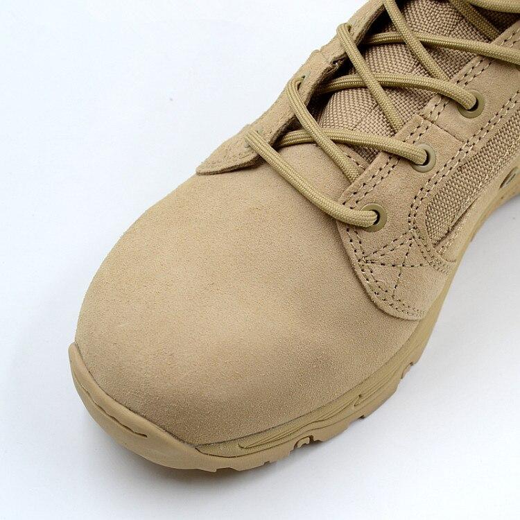 Drunrocks chiny buty wojskowe armii kobiet buty damskie odkryty Boot wojska obuwie damskie pustyni buty oddychające botki buty w Buty do kostki od Buty na  Grupa 3