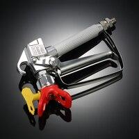 3600PSI Wysokiego Ciśnienia Airless Farby Pistolet + 517 Spray Końcówki + Straż dla Pompy Opryskiwacza Graco Wagner Titan Rozpylanie dysza maszyna