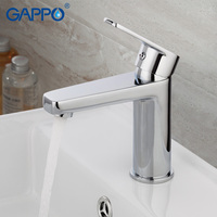 GAPPO смеситель для раковины, смеситель для воды, кран для ванны toneir, латунный Смеситель для ванной комнаты, кран для мытья раковины, смеситель ...