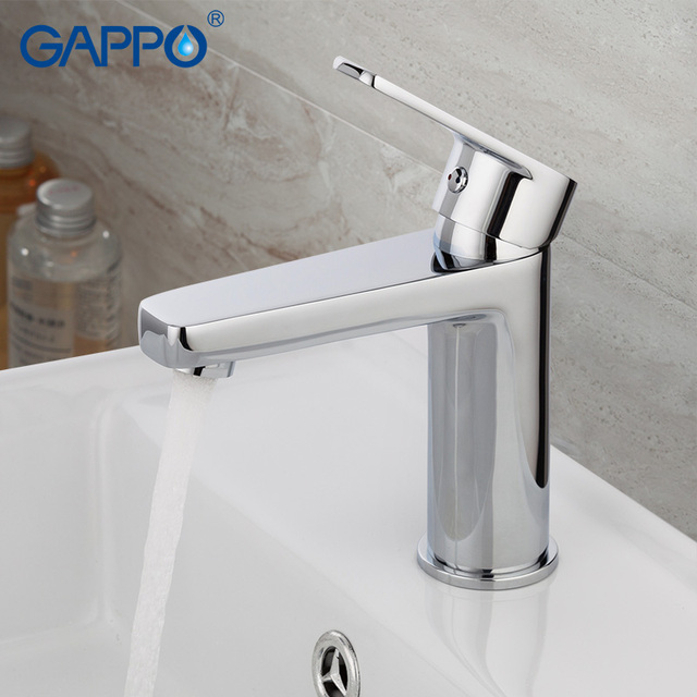 GAPPO basin sink faucet water mixer water tap toneir bath ...