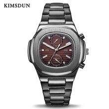 Mens Watches Top Brand Luxury Business Alloy Waterproof Quartz Watch Men Fashion Simple Vintage Wristwatch High Quality New 2019 все цены
