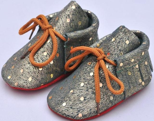 2017 New Genuine Leather Baby Moccasins Shoes lace up fashion baby girls Baby Shoes Newborn first walker Infant Shoes