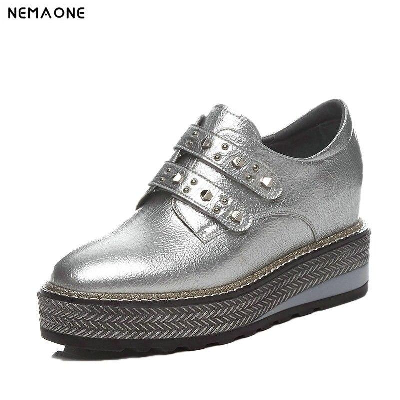 NEMAONE 2019 fashion spring autumn women pumps shoe