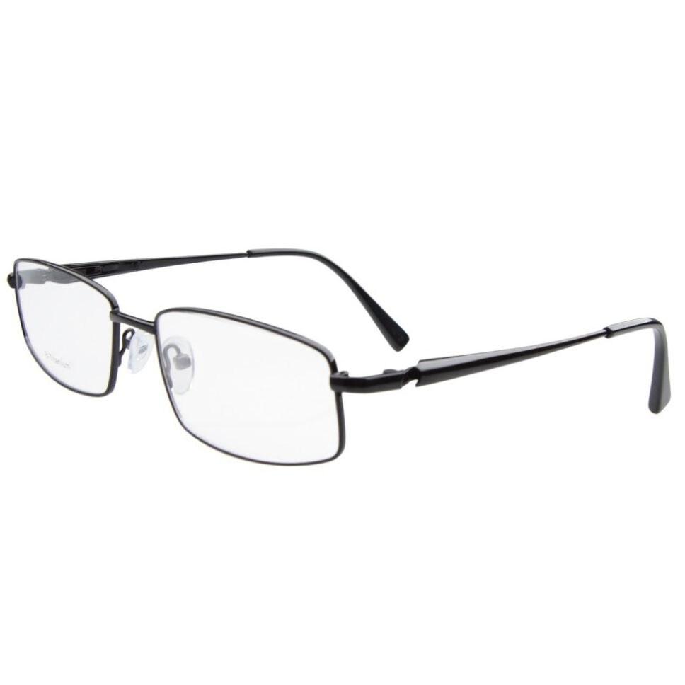 FLQ-4755 lunettes de vue titane optique lunettes hommes