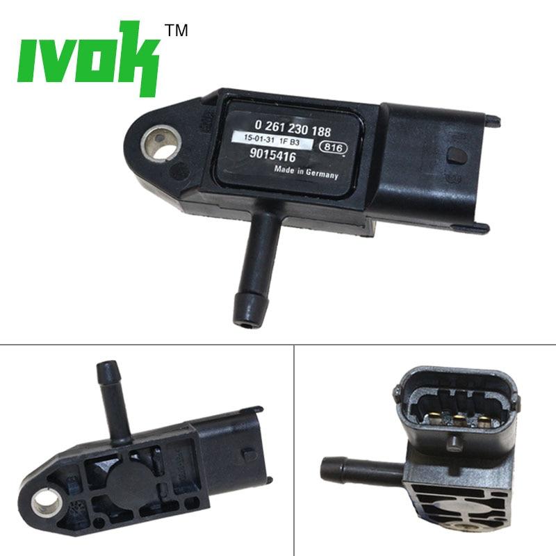 New Pressure Sensor Map Sensor 0261230188 0 261 230 188 9015416 For Daewoo Buick GMC Chevy Cadillac