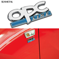 Car OPC Line Stickers Emblem 3D Decal High Quality Brand For All Series External Decoration Auto Accessories Car Styling