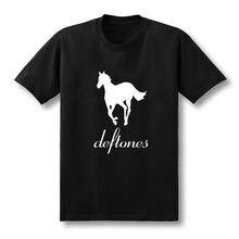 2019 New Fashion Summer Style Dexter Deftones Men T Shirts Cotton O Neck Short Sleeves Mens Shirt Custom Tees Size XS-XXL(China)