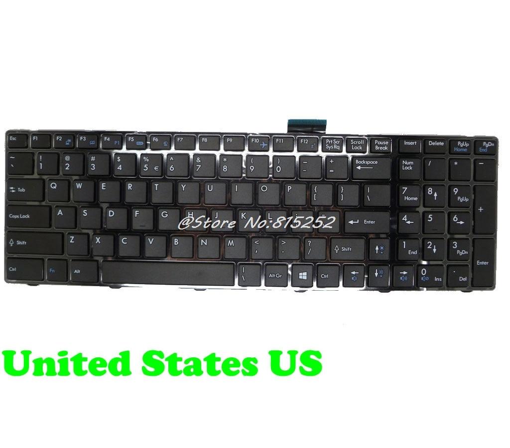 GR SP FS Keyboard For MSI GE70 2OE 2PL GP60 GP70 2PE 2QE CR60 CR70 CR61 0M 2M 3M CX61 MS-16GA 16GB 16GC16 GD 1755 1756 1758 175A