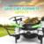 Mini rc drone jjrc h30ch 2.4 ghz 4ch 6 eixos giroscópio rc Modo Headless Quadcopter Zangão Helicóptero com Câmera 2.0MP HD Presentes
