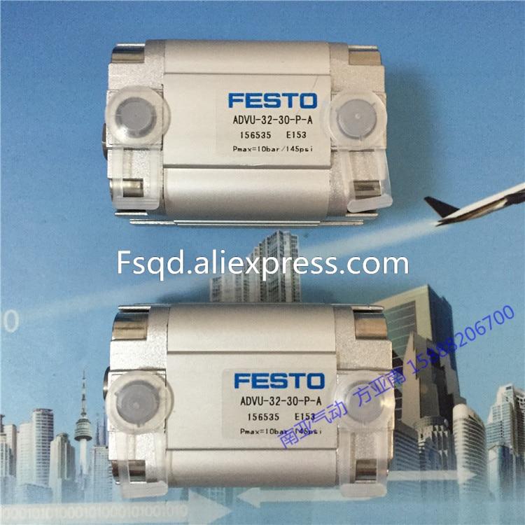все цены на ADVU-32-35/40/45/50-P-A   FESTO Compact cylinders  pneumatic cylinder  ADVU series онлайн