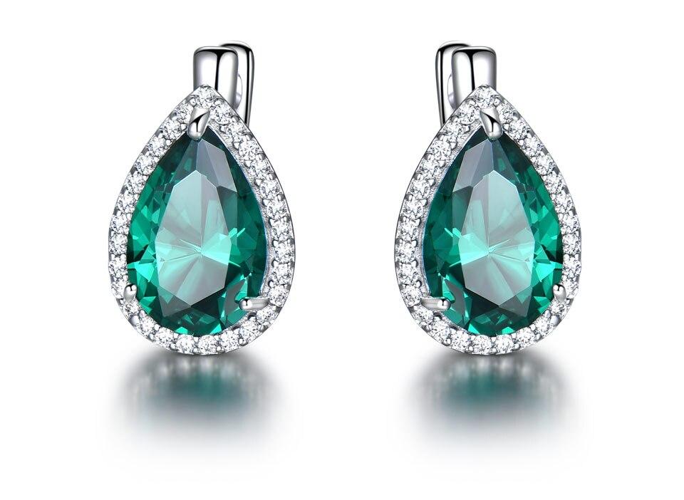 -Emerald-925-sterling-silver-clip-earrings-for-women-EUJ087E-1-PC_02