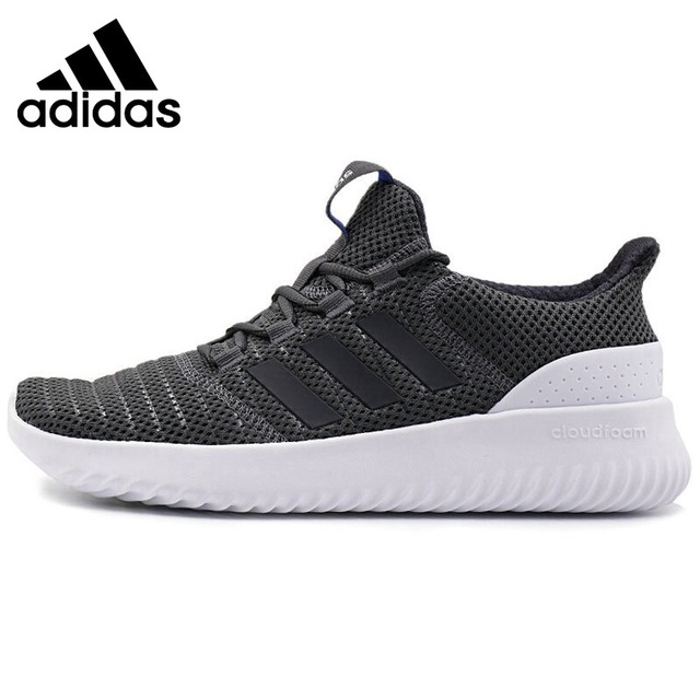 Original New Arrival 2018 Adidas NEO Label CLOUDFOAM ULTIMATE Men s  Skateboarding Shoes Sneakers f2813f304