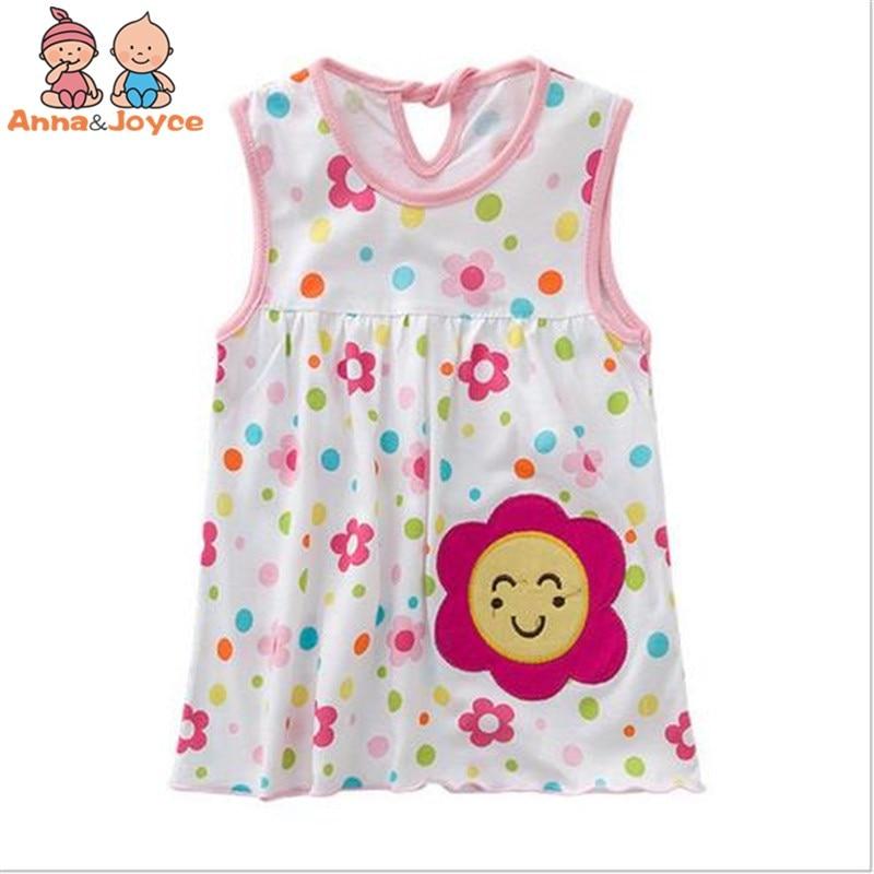 Free-Shipping-4pcslot-Baby-girl-Dresses-Girls-Infant-Cotton-Sleeveless-Dress-Summer-baby-dress-Printed-Embroideryatst0001-1