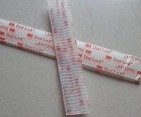 Precio Cinta Original 3M SJ3560 cinta adhesiva de doble cara sellado de cartón acrílico cinta de doble bloqueo 0,5 pulgadas * 50Y/2 piezas por lote