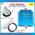 Полный Набор Потолка Антенна + 13dB Яги! 60dB усиления GSM Репитер 900 МГц Сотовый Телефон Siganl Booster, GSM Сигнал Повторителя Усилитель