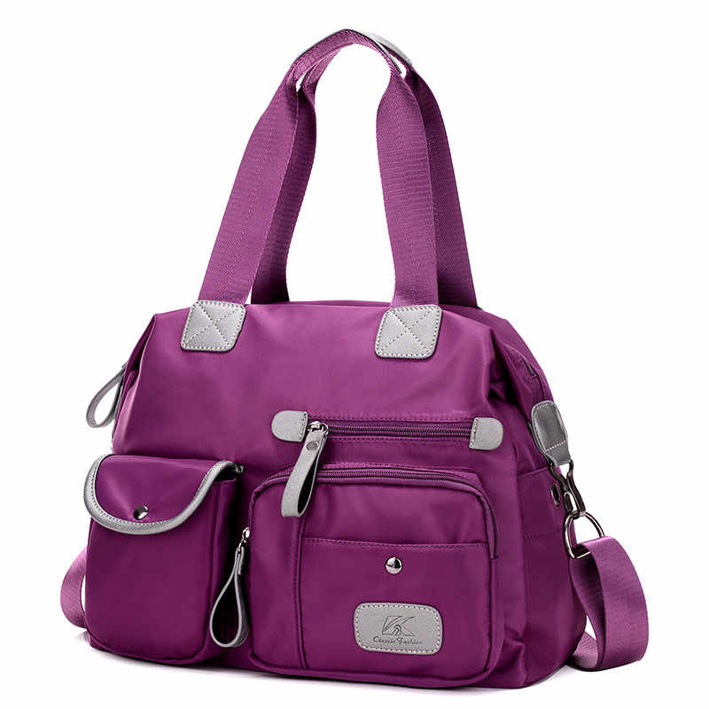 d08b1bd0f334 ... 2018 new High Quality handbags casual bag women shoulder bag waterproof  nylon messenger bags Large Capacity ...
