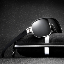 New Arrival Fashion Polarized 4 Colors Men sun Glasses Brand Designer Sunglasses with High Quality Free Shipping