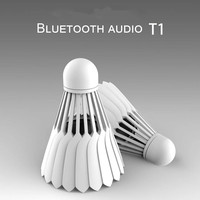 Creative Badminton portable Speaker Mini Wireless Bluetooth Speaker Hands Free Car Office outdoor Stereo Subwoofer