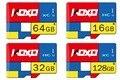 Всего Через DHL 50 шт. KOXO карты памяти H2testw 128 ГБ 64 ГБ 32 ГБ 16 ГБ UHS-1 CLASS10 8 ГБ микро оригинальный tf sd флэш-карты карты