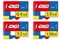 Whole - Via DHL 50pcs KOXO memory card H2testw 128GB 64GB 32GB 16GB UHS-1 CLASS10 8GB micro original tf sd card flash card