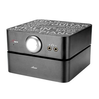 Original Arce MDAC5A 44.1 48 88.2 96K 16/24Bit Asynchronous USB Decoder DSD DAC AMP Decoding Machine Amplifier AMP 3206 amplifier aluminum rounded chassis preamplifier dac amp case decoder tube amp enclosure box 320 76 250mm