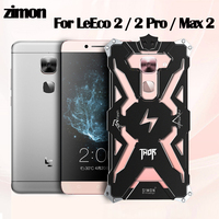 Zimon For Letv LeEco Le 2 2 Pro MAX 2 Metal Full Body Aluminum Structures Shockproof