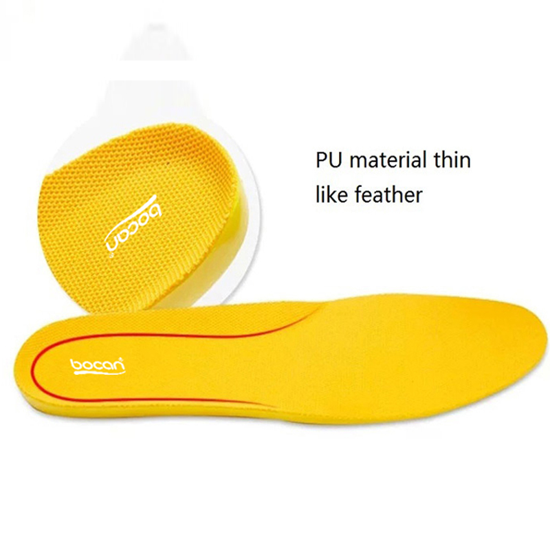 Insoles for shoes top quality cushions shock absorption breathable comfortable foot pain relieve shoe insoles for men and women in Insoles from Shoes