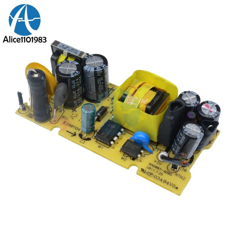 Detail Feedback Questions About Ac Dc 100v 240v To 5v 2a Switching Protectors Circuit On Smps Power Supply Module For Replace Repair