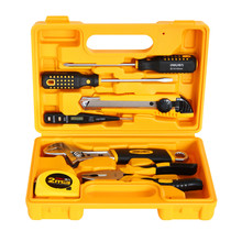 Multi-purpose combination toolbox hardware set household hand tool