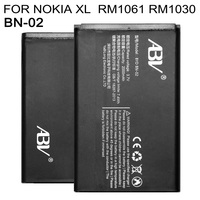 Bateria BN02 BYD BN 02 2000mAh Replacement Battery For Nokia XL XL 4G RM 1061 RM