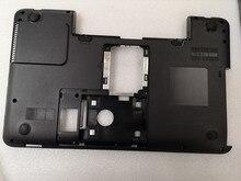PER Toshiba L850 L855 C850 C855 C855D C850D Del Computer Portatile Coperchio Inferiore Base H000038850 13N0 ZWA1J01