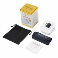 Home Health Care Arm Style Full Automatic Electronic Blood Pressure Monitor Sphygmomanometer Blood Pressure Meter High