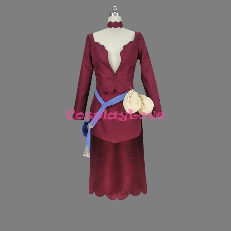 Black Clover Vannesa Enoteca Cosplay Costume Custom-made For Christmas Halloween CosplayLove (5)
