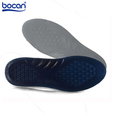 Bocan Gel Insoles Running Shoe Insoles Gel Sport Cushions shock absorption pads Elasticity sole Orthopedic insoles