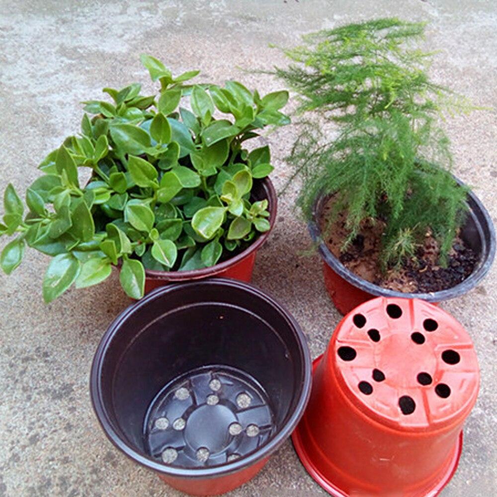 Pot Plastique Grande Taille behokic 100 pièces grande taille 150*110*132mm en plastique