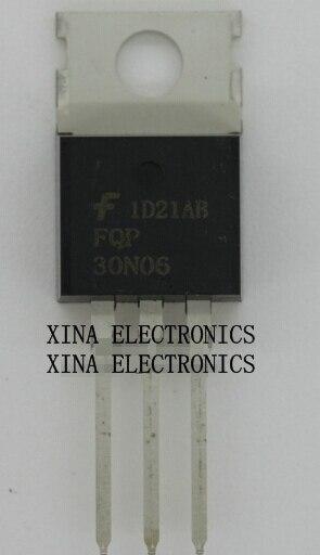 p30n06 30n06 fqp30n06 to 220 30a 60 v rohs original 20 pcs lote kit composicao eletronica