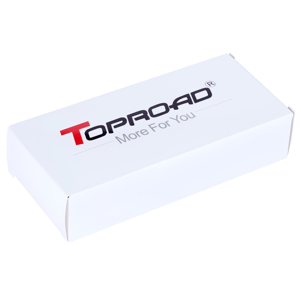 TOPROAD HIFI Wireless Bluetooth Speaker With Super Bass Dual Speakers Soundbar And FM Radio 19