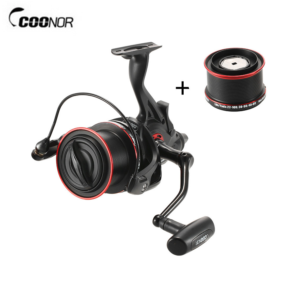 COONOR 12 1BB Ball Bearings Spinning Fishing Reel GT 4 6 1 Left Right Handle Metal