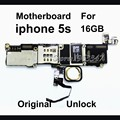 16GB Original  With Touch ID For Iphone 5S  Motherboard ,Unlocked  good working  Mainboard Logic Board Parts Replacement