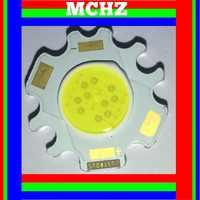 40 pcs 3W 5W 7W 8W 6V 7V 8V COB Circuito Integrato del Led Diodi di superficie per la Luce del Led Lampadina del Riflettore Della Lampada di Via Principale