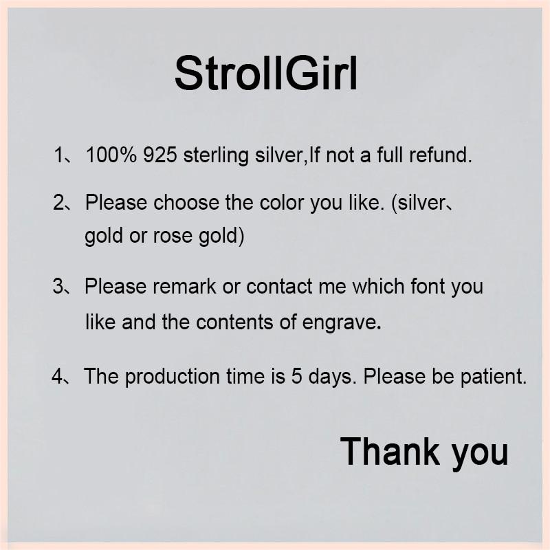 Image 3 - XiaoJing 100% 925 Sterling Silver Engraved letter Bracelet For  Men