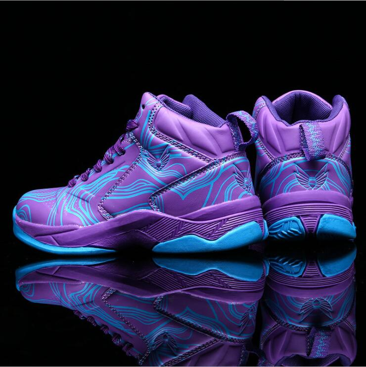 Kid Sneakers Boy Basketball Shoes Running Shoes Baby Children Shoes Sport Boot Children's Basketball Shoes  Unisex Child Outdoo