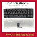 Новый Русский клавиатура Для Samsung R580 R590 BA59-02680A NP-R580 NP-R590 Ноутбук Клавиатура с Рамкой Черного Цвета