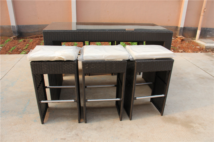 Popular Outdoor Wicker Bar Buy Cheap Outdoor Wicker Bar Lots From China Outdo