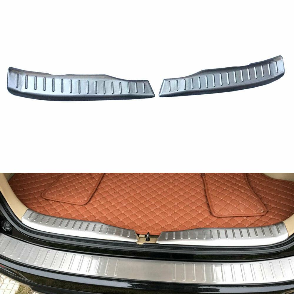 Couvercle de protection de pare-chocs arrière de plaque de seuil de coffre de voiture pour Honda CRV 2007-2011